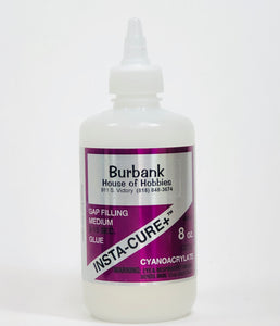 BSI 109 Insta-Cure+ Medium CA  8oz BSI109