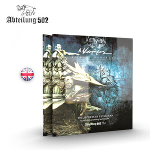 Abteilung 502 Secrets of Leviathan Sculpting & Painting Techniques Book