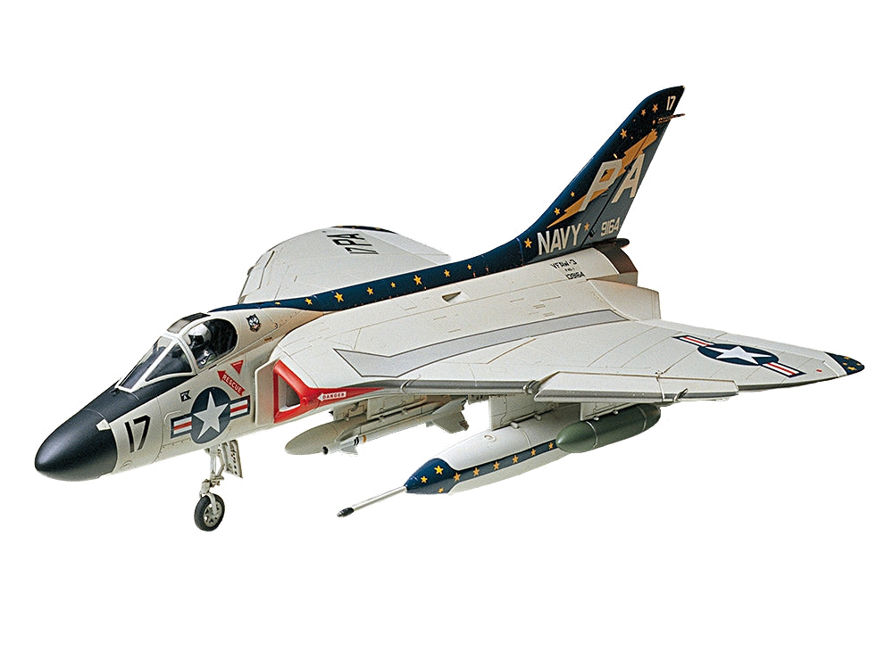 Tamiya 1/48 Douglas F4D-1 Skyray Model Kit 61055
