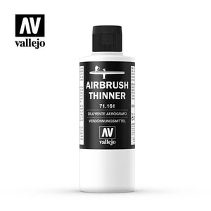 Vallejo 71.161 Airbrush Thinner LARGE 200 ml
