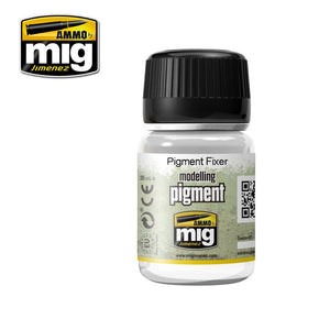Ammo by Mig AMIG3000 Pigment Fixer 35ml