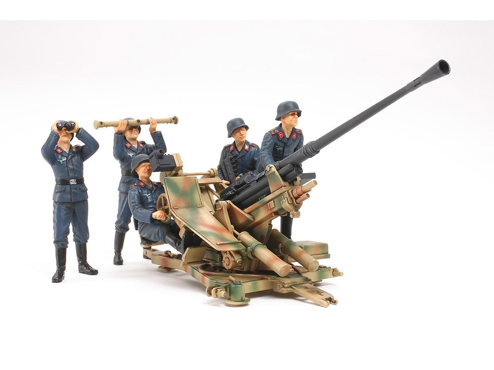Tamiya 1/35 German 3.7cm Flak 37 Anti-Aircraft Gun 35302