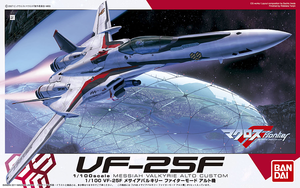 Bandai 1/100 Macross VF25F Messiah Valkyrie Alto Custom 0169488