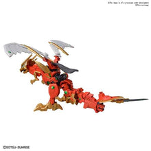 Load image into Gallery viewer, Bandai 1/144 SD Gundam Valkylander Parviz's Mobil Suit 5058219