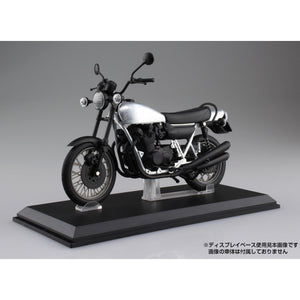Aoshima Prebuilt Die Cast 1/12 Kawasaki 900 Super4 (Z1) Yellow Ball 10459