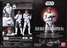 Load image into Gallery viewer, Bandai Star Wars 1/12 Han Solo Stormtrooper 408994