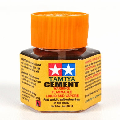 Tamiya 87012 Plastic Cement 20 ml