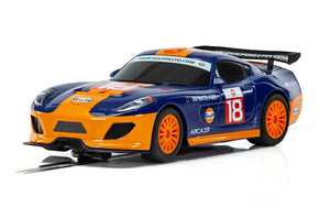 Scalextric 1/32 Team Gt  Gulf  Slot Car No.18 C3954