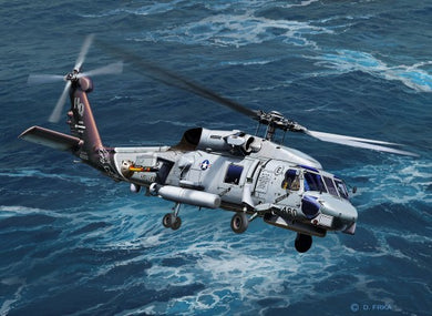 Revell 1/100 SH-60 Navy Helicopter 04955
