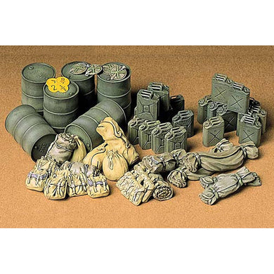 Tamiya 1/35 Allied Vehicles Accessory Set 35229