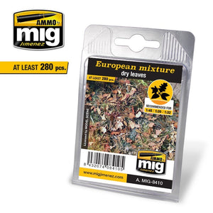 Ammo by Mig AMIG8410 European Mixture Dry Leaves