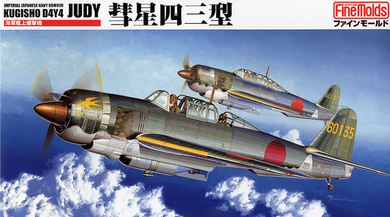 FineMolds 1/48 Japanese D4Y4 Suisei Type 43 Judy w/ 800Kg Bomb FB8