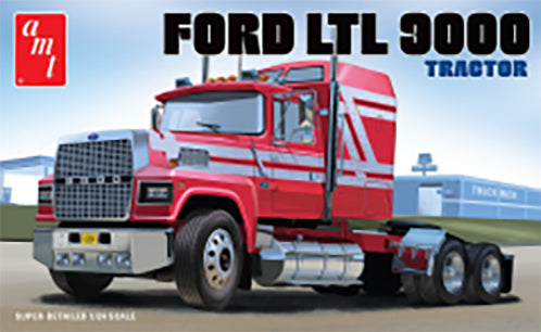 AMT 1/25 American Ford LTL9000 Tractor AMT1238 COMING SOON
