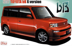 Fujimi 1/24 Scion/Toyota xB/bB X version 03610