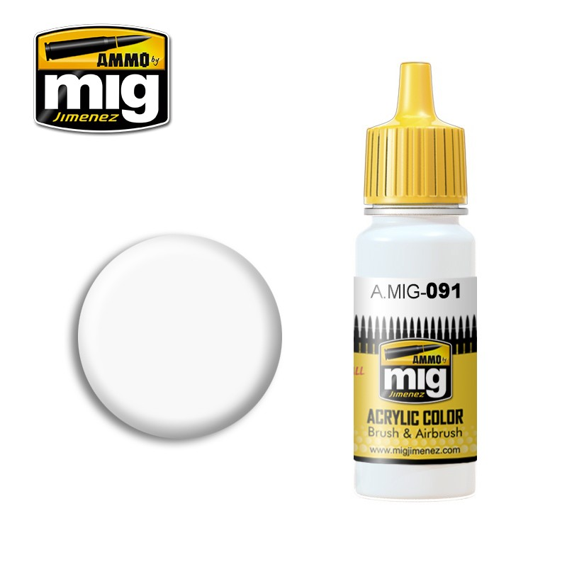 Ammo by Mig AMIG0091 Acrylic Color Glossy Varnish