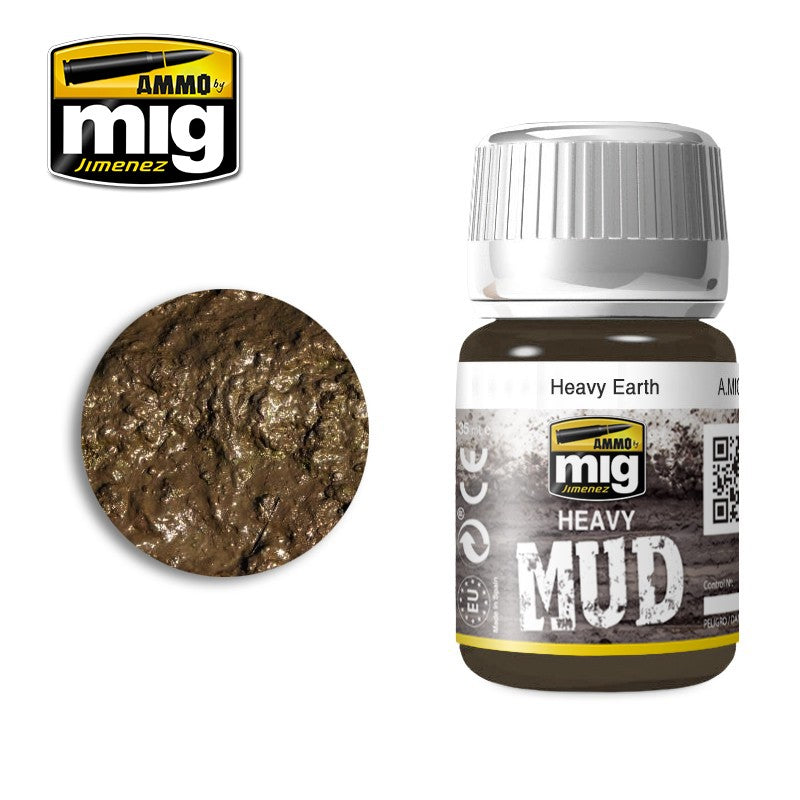 Ammo by Mig AMIG1704 Heavy Mud - Heavy Earth