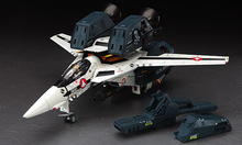 "Load image into Gallery viewer, Hasegawa 1/48 Macross VF-1S/A Strike/Super Valkyrie ""Skull Squadron"" MC03"