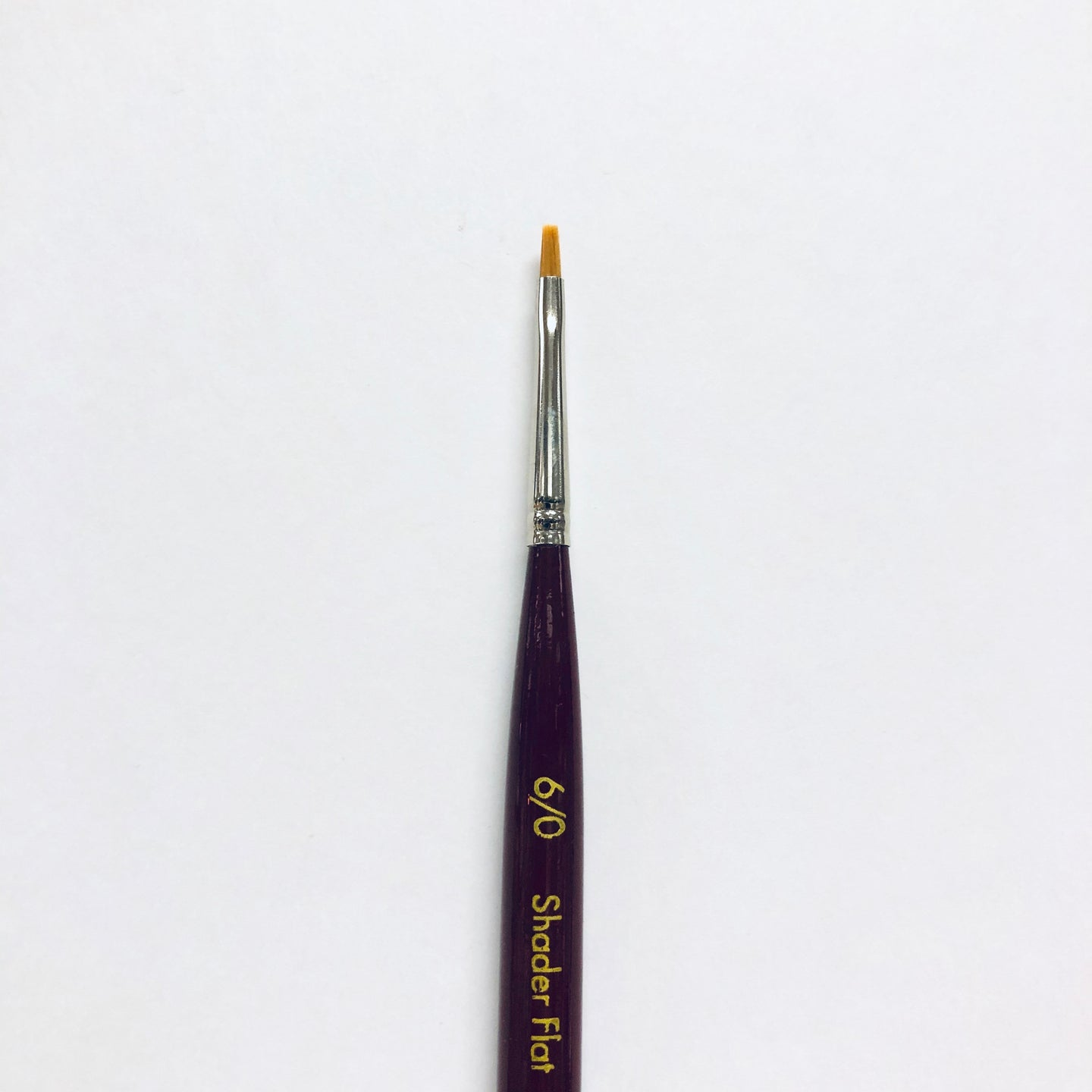 Dynasty Micron Paint Brush Shader Flat 6/0 26610