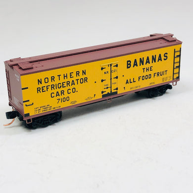 Micro-Trains MTL N Northern Refrigerator Car 40' Reefer NSE19-01
