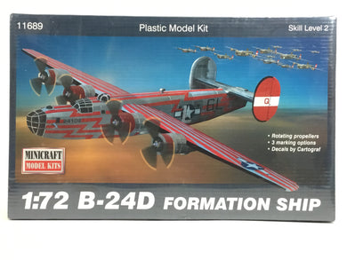 Minicraft 1/72 B-24D Formation Ship 11689