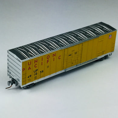 Micro-Trains MTL Z Union Pacific 50' Box Car 51100162 BSB389