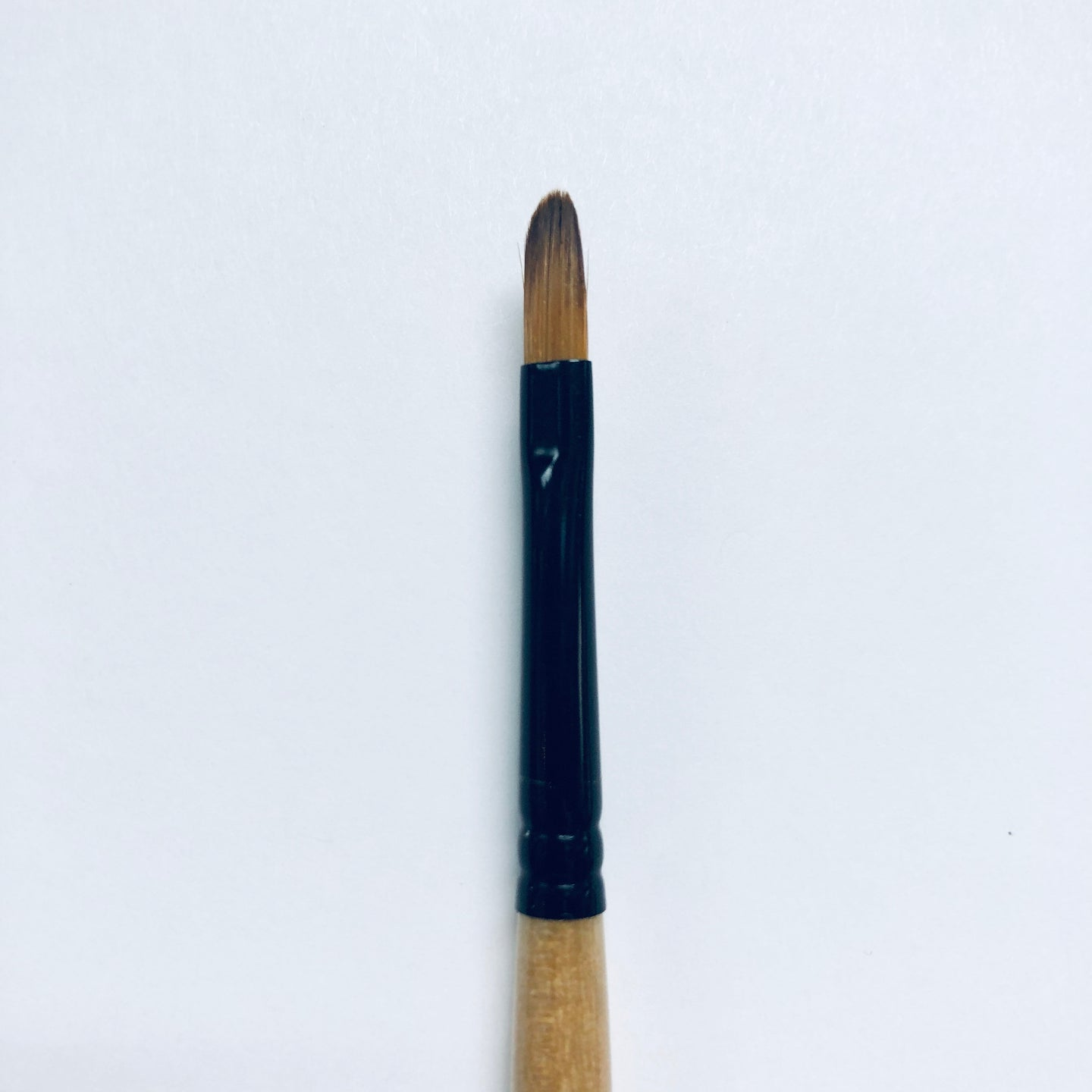 Dynasty Black Gold Paint Brush 206FIL Filbert #4 12241