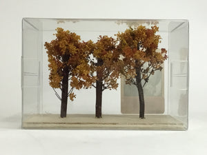 Grand Central Gems 3 Small Fall Maple Trees 295-T49