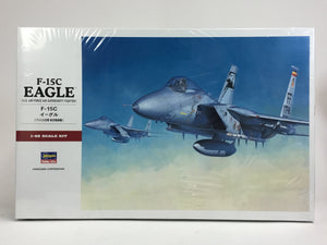 Hasegawa 1/48 US F-15C Eagle Air Superiority Fighter 07249