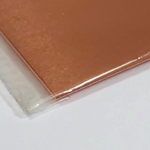 "K&S 277 Copper Sheet 0.016""x 4"" x 10"""