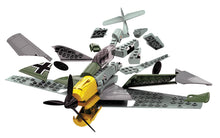 Load image into Gallery viewer, Airfix Quickbuild Snap German Me 109 J6001
