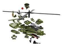 Load image into Gallery viewer, Airfix QuickBuild Snap Apache J6004