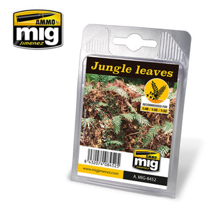 Ammo by Mig AMIG8452 Jungle Leaves