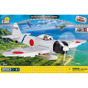 Cobi Historical Collection Japanese A6M2 Zero 5515
