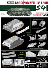 Load image into Gallery viewer, Dragon 1/35 Arab Jagdpanzer IV L/48 S41 3594