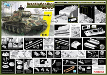 Load image into Gallery viewer, Dragon 1/35 German Befehls Panther Ausf.G 6847
