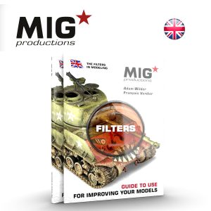Ammo by Mig Book Mig Productions Filters modeling book MiG-MP1000