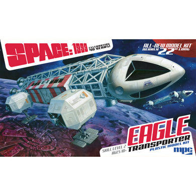 MPC 1/48 Space 1999 Eagle Transporter MPC825