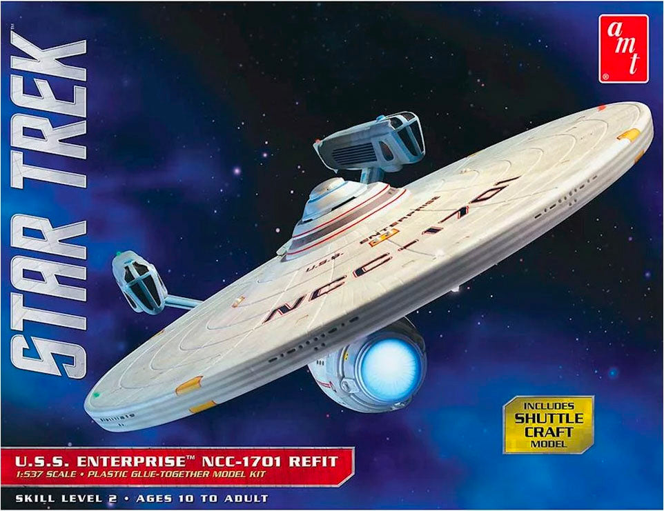 Model Kits Space and SciFi – Burbank's House of Hobbies