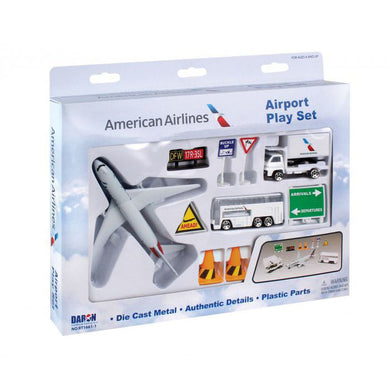Daron Playset American Airlines Airport RT1661-1