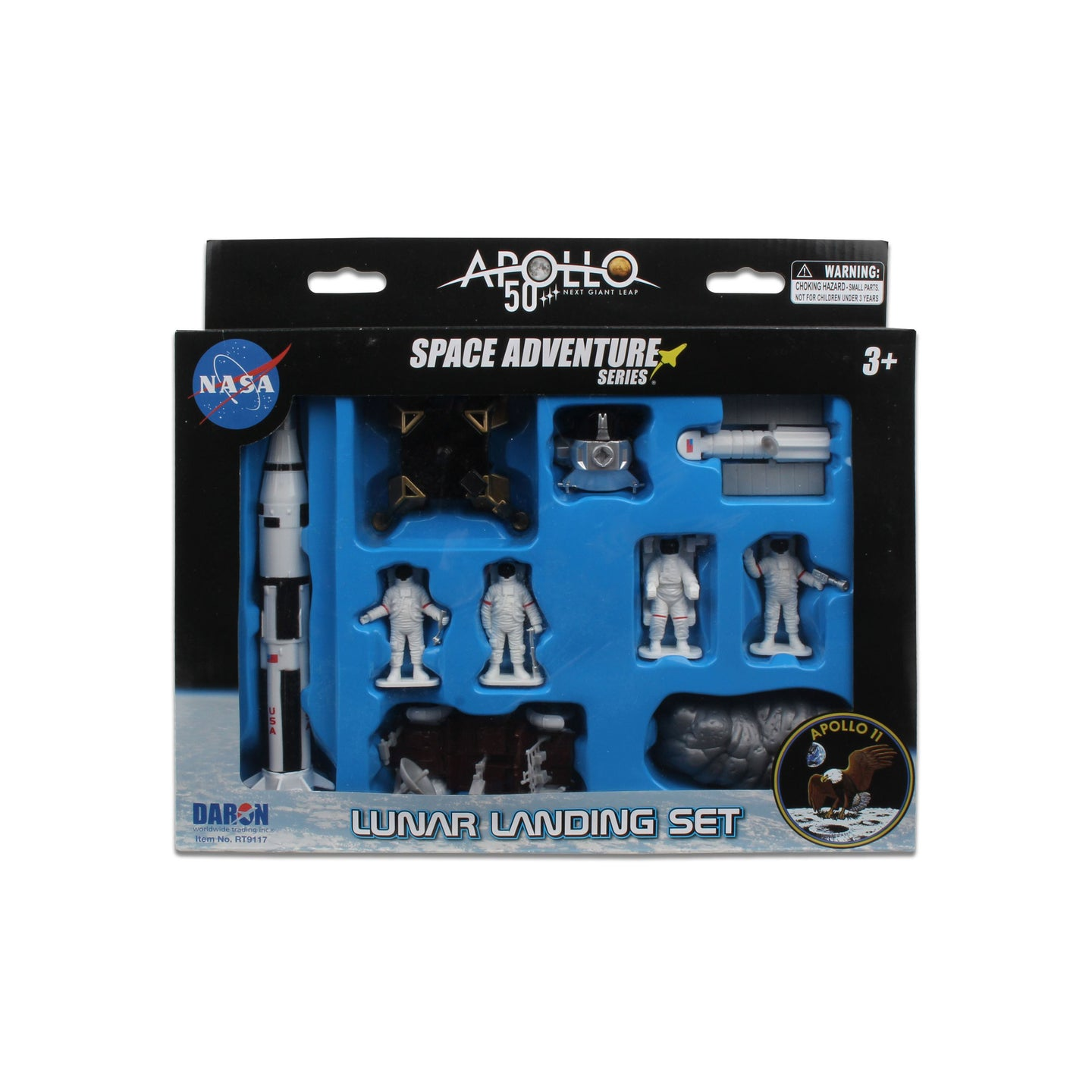Daron Playset Lunar Landing Set RT9117