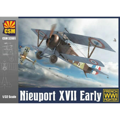 Copperstate Models 1/32 Nieuport XVII Early 32001