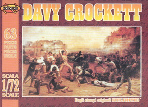 Nexus 1/72 Davy Crockett ATL008