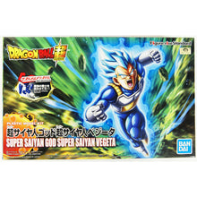 Load image into Gallery viewer, Bandai Dragon Ball Z Super Saiyan God Super Saiyan Vegeta 5058227