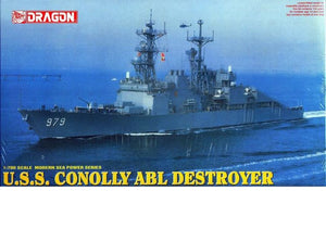 Dragon 1/700 USS Conolly ABL Destroyer 7025