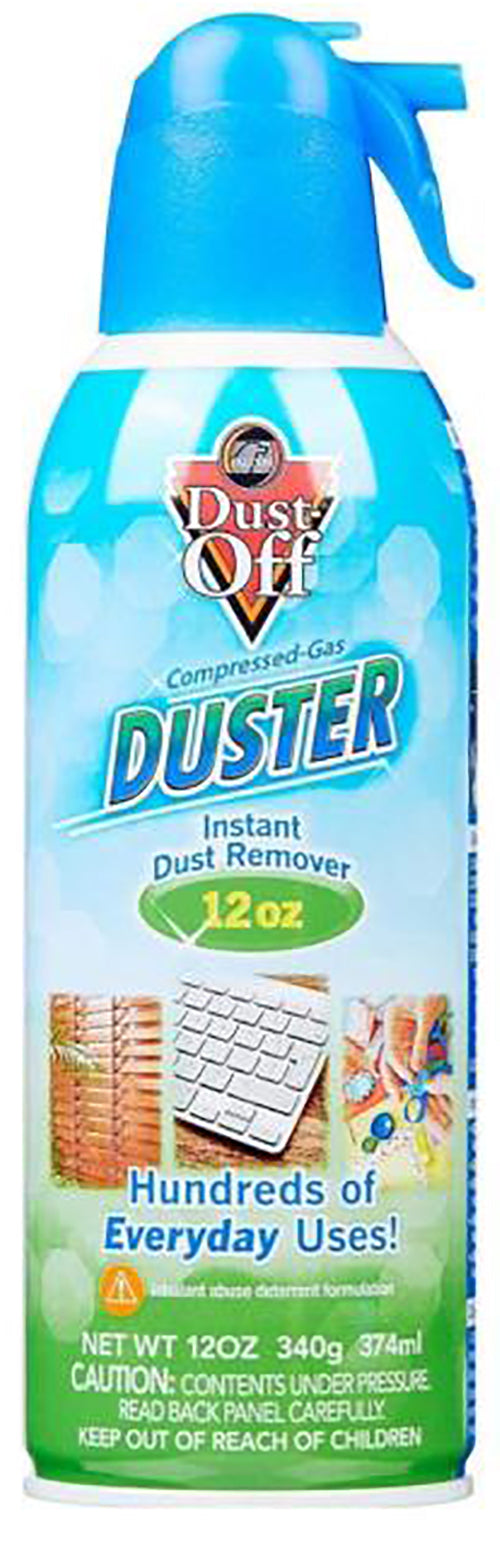 Dust Off Duster 12 oz DPSXL12
