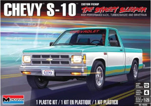 Monogram 1/24 Chevrolet S-10 Pickup 854503 COMING SOON