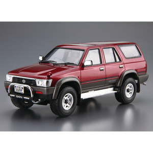 Aoshima 1/24 Toyota Hilux Surf SSR-X Wide Body 4Runner 1991 05698
