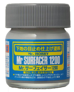 Gunze Mr Hobby - Mr Surfacer 1200 40ml  SF286