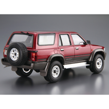 Load image into Gallery viewer, Aoshima 1/24 Toyota Hilux Surf SSR-X Wide Body 4Runner 1991 05698