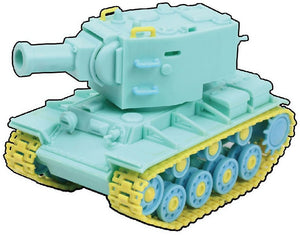 Doyusha Colorful Cute Tank Russian KV-2 w/ Workable Tracks CCT-1-2480